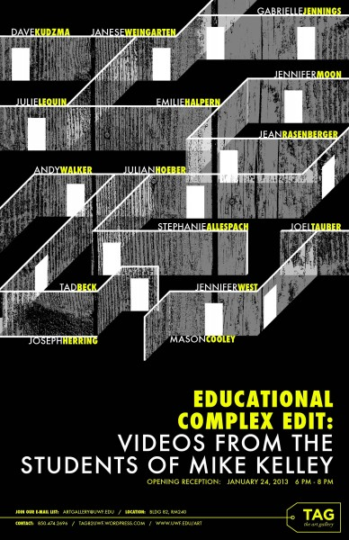 Promotional Flyer for 'Educational Complex Edit'